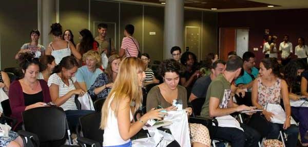 Formation Assistants de langue – Mercredi 1 octobre 2014