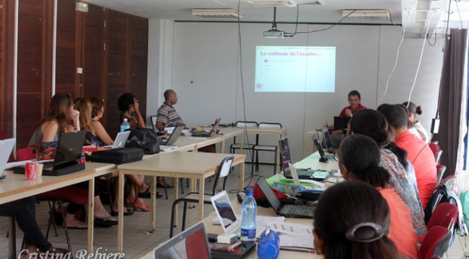 Formation porteurs projet Erasmus+