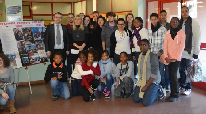 Séjour en Italie du Collège du Carbet