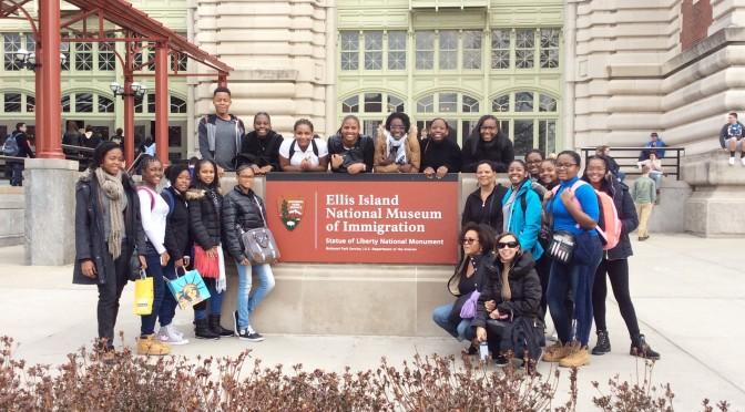 Séjour du Collège Aimé Césaire aux Etats-Unis