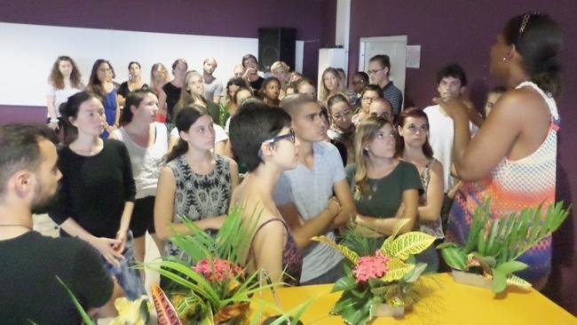 Accueil et formation des assistants de langue 2016