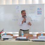Les élus CVL des lycées du bassin Nord atlantique rencontrent Abdennour BIDAR