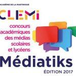 Concours Médiatiks Martinique 2017