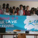 Réunion de formation des élus CAVL et suppléants au LP L. BIOSSOL