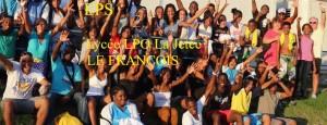 EPS au LPO du FRANCOIS.